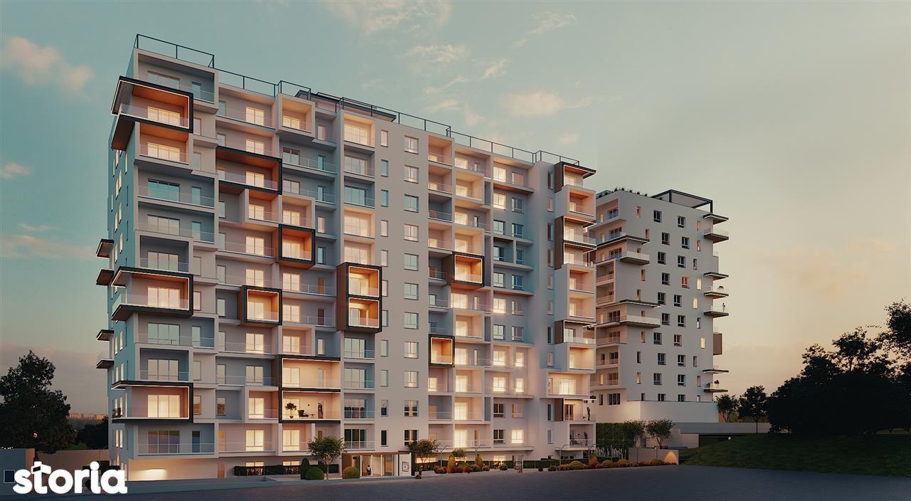 NOU! Apartament 2 Camere | Terasa 20 mp | Complex 4 Elemente