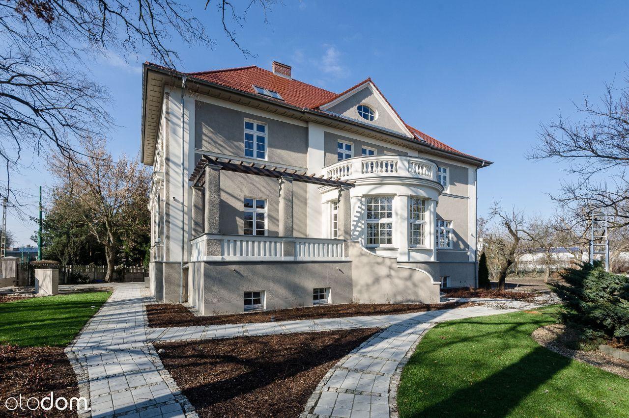 Centrum Sołacz willa klasyczna unikatowa 820m2