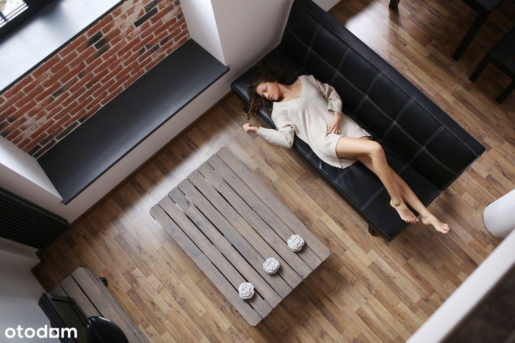 Loft 75 m² | Ul. Tymienieckiego