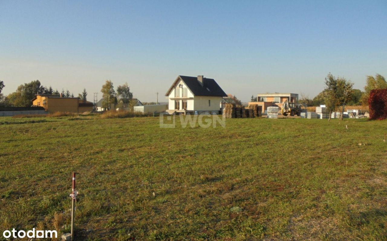 Działka, 948 m², Wybudowanie Michałowo
