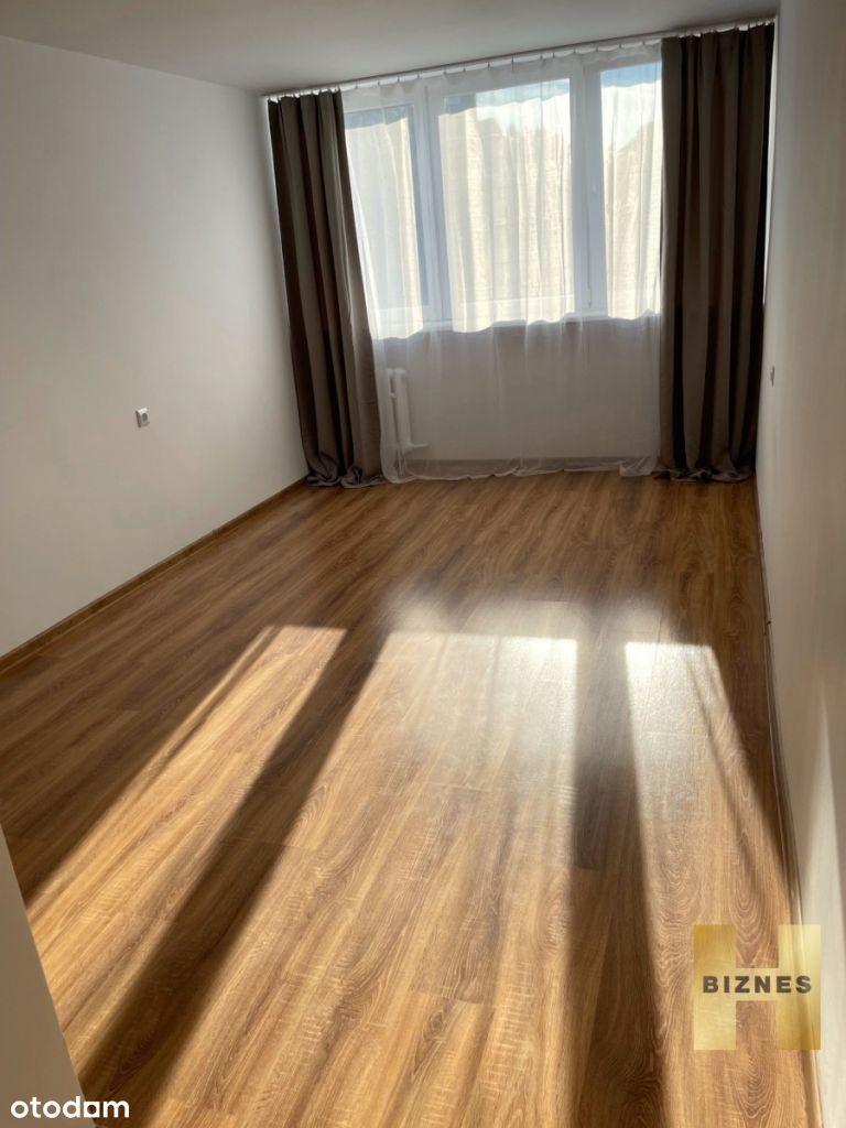 Pięknie słoneczne 2 pokoje; po remoncie; centrum