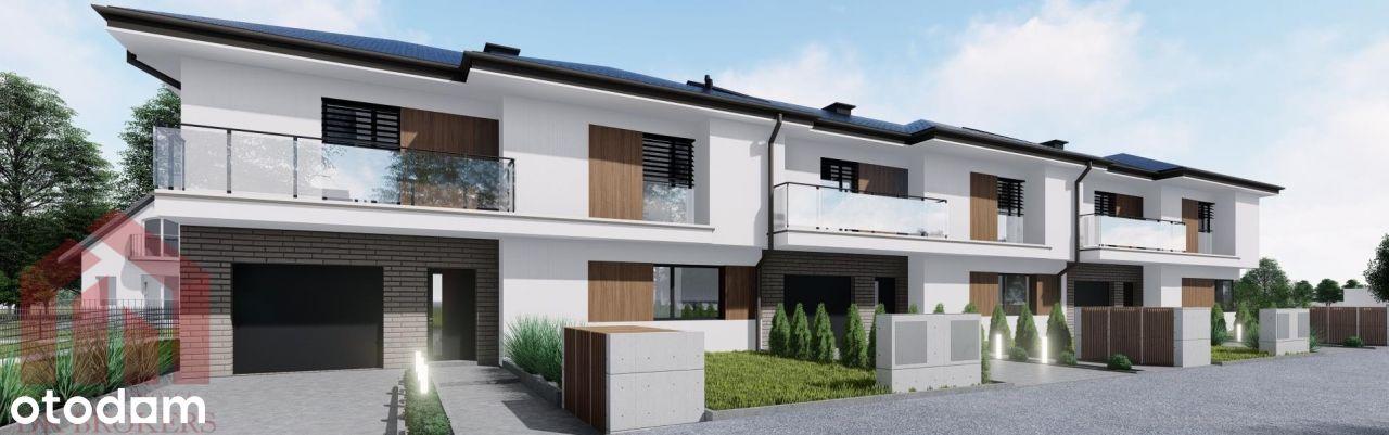 dom w zabudowie szeregowej-słocina Skrajny