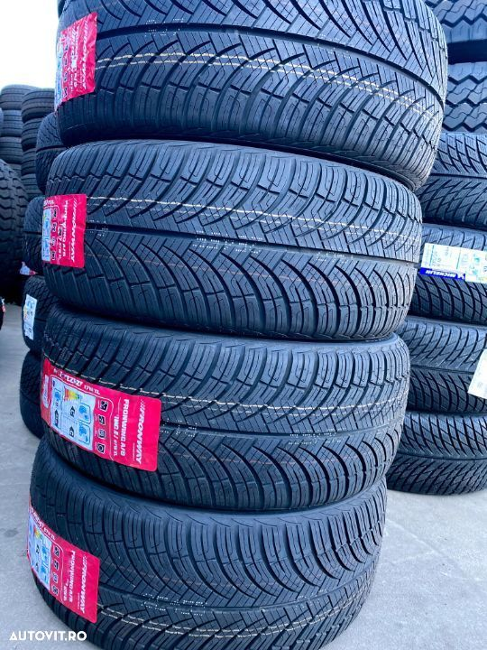 Promotie 215/60R17 anvelope Mixte All season M+S FRONWAY - 1