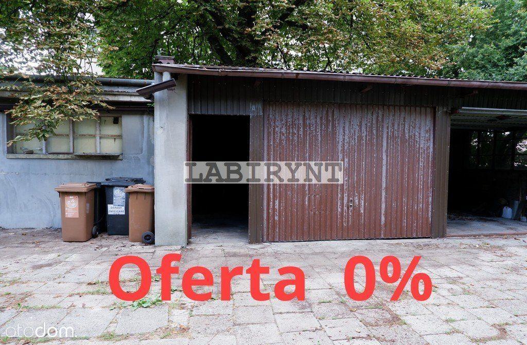 Duży garaż w centrum, 24m2, ul. Kopernika !!!