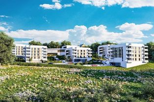 2 pokoje z balkonem na nowym osiedlu - sprawdź!