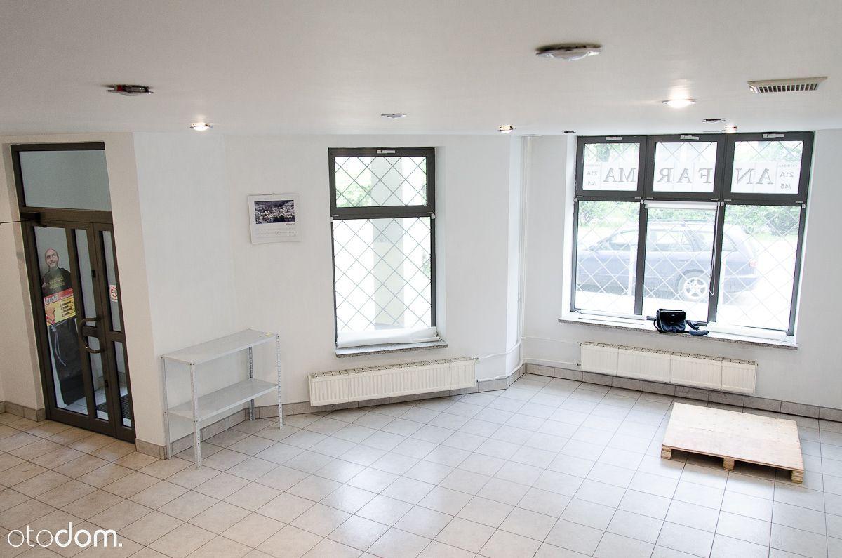 Lokal handlowo-usługowy 110 m2 Witryna 2 wejścia