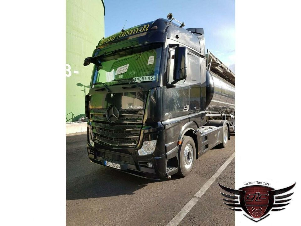 Mercedes-Benz Actros 1851 Big Space Euro 6 2015 Nr. Int 11409 Leasing - 3