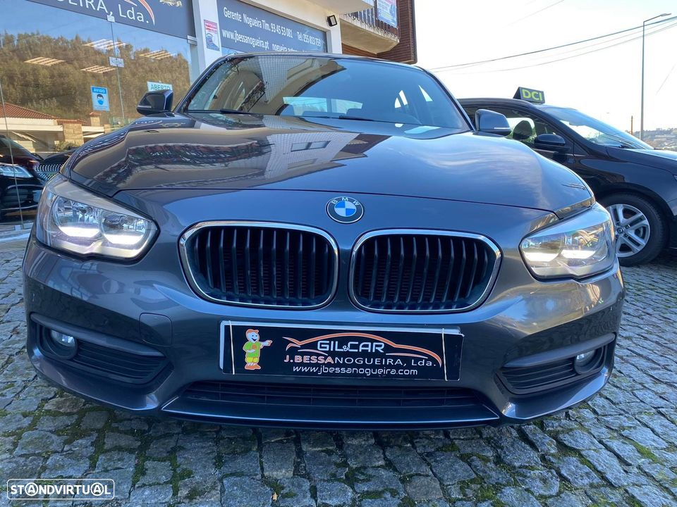 BMW 116 D Dynamics Advantage - 2