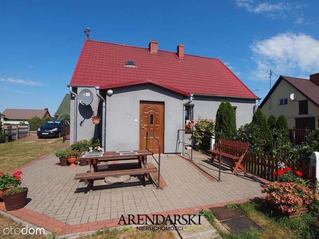 Dom, 100 m², Trzebicz
