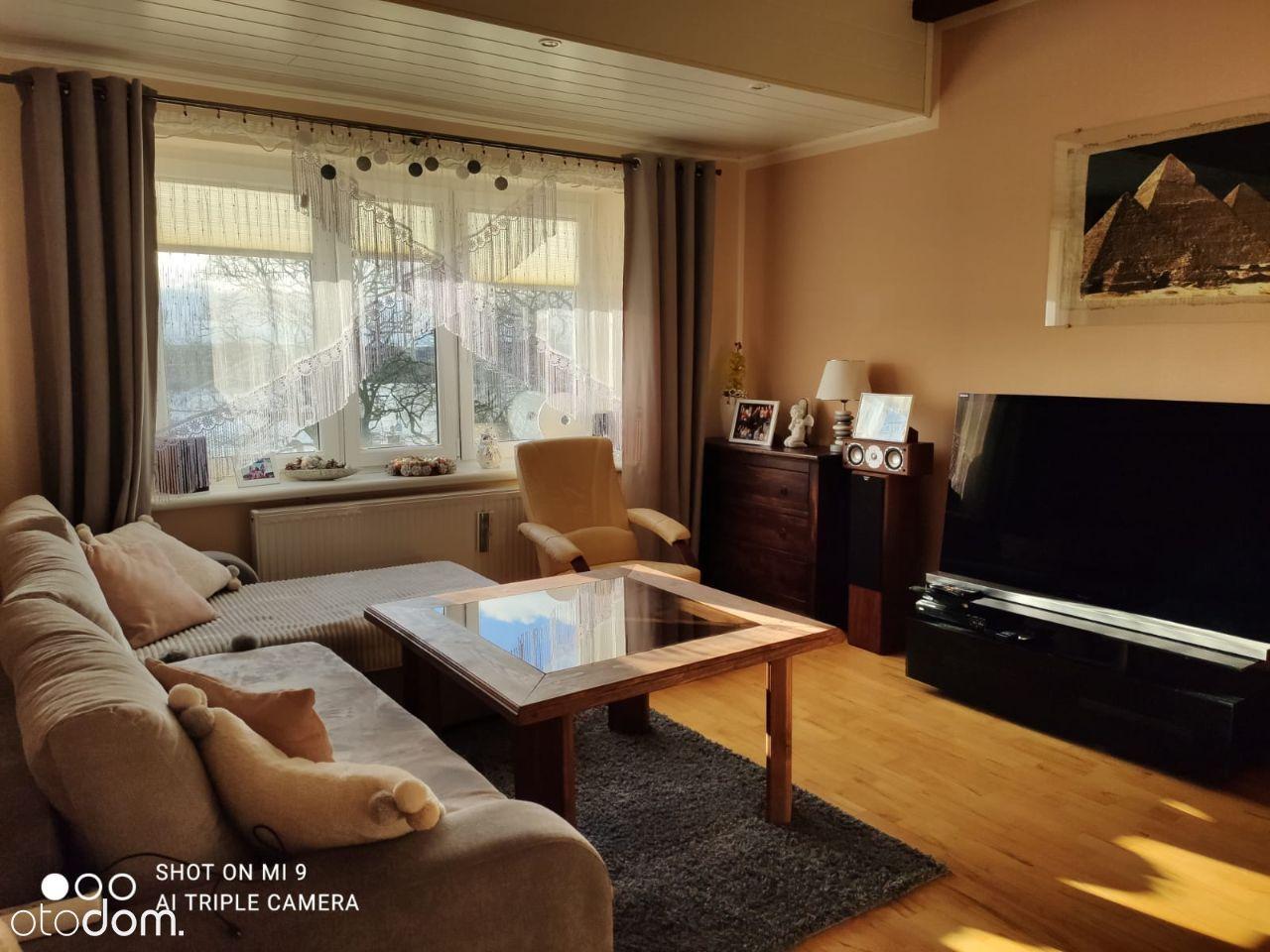 Mieszkanie 2-pokoje 50m2 z widokiem na port
