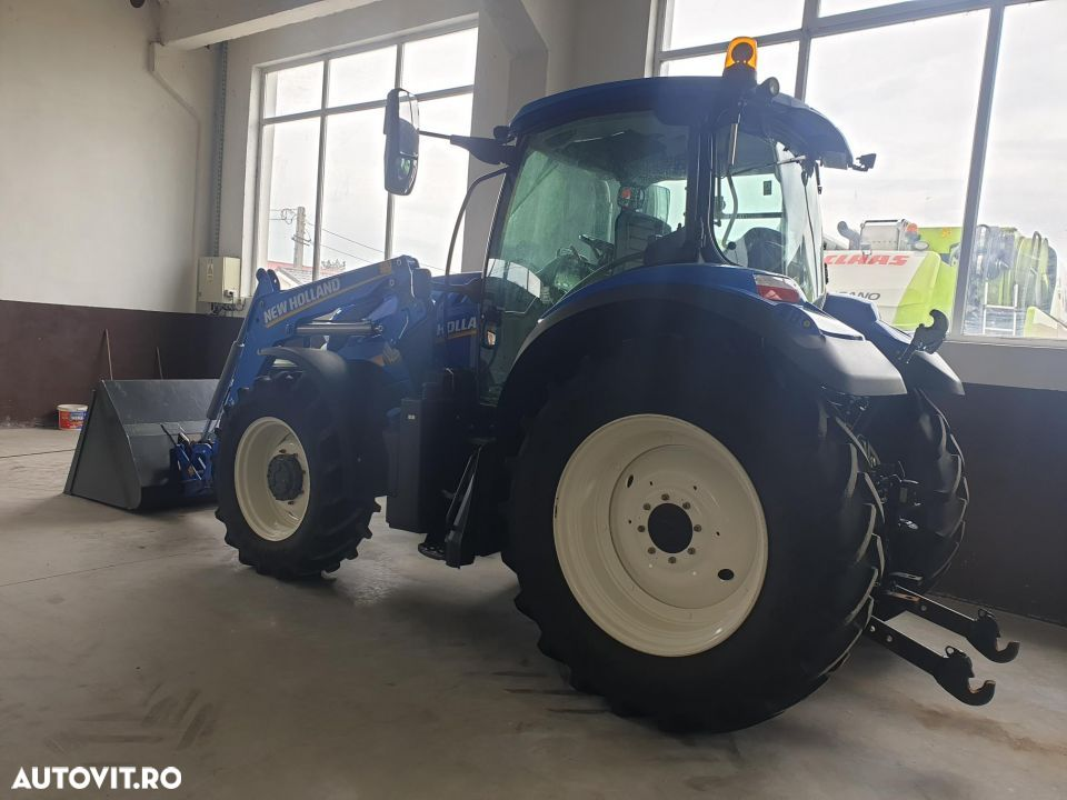 New Holland T6.125 - 12