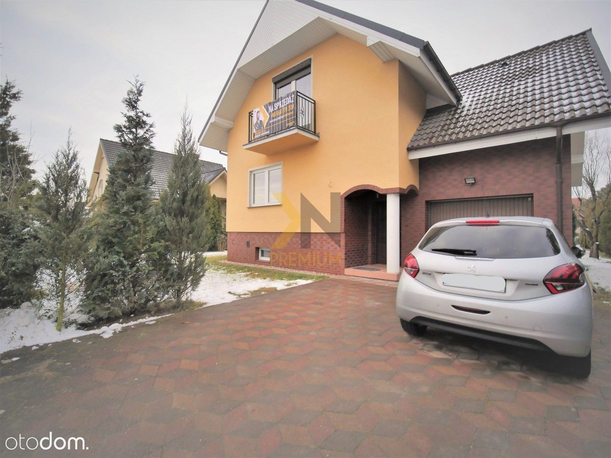 Dom jednorodzinny - Marcinkowice - świetna okolica