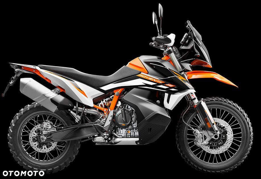 KTM  KTM 890 R ADVENTURE model 2021 Rapid Poznań - 3