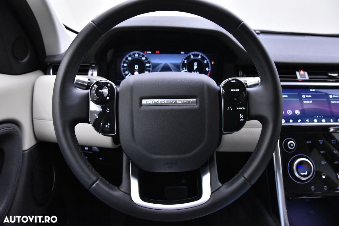 Land Rover Discovery Sport 2.0 - 13