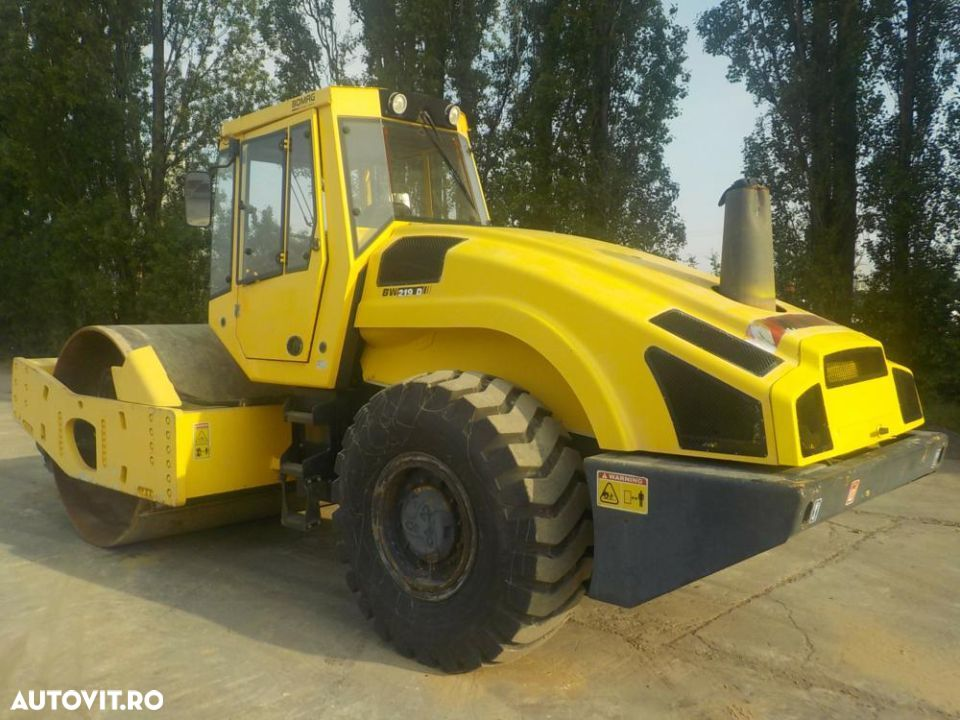 Bomag BW 219 D4 Cilindru compactor - 2