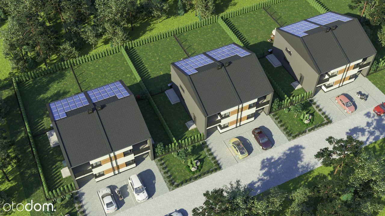 Nowoczesne apartamenty z fotowoltaiką/ogródkami