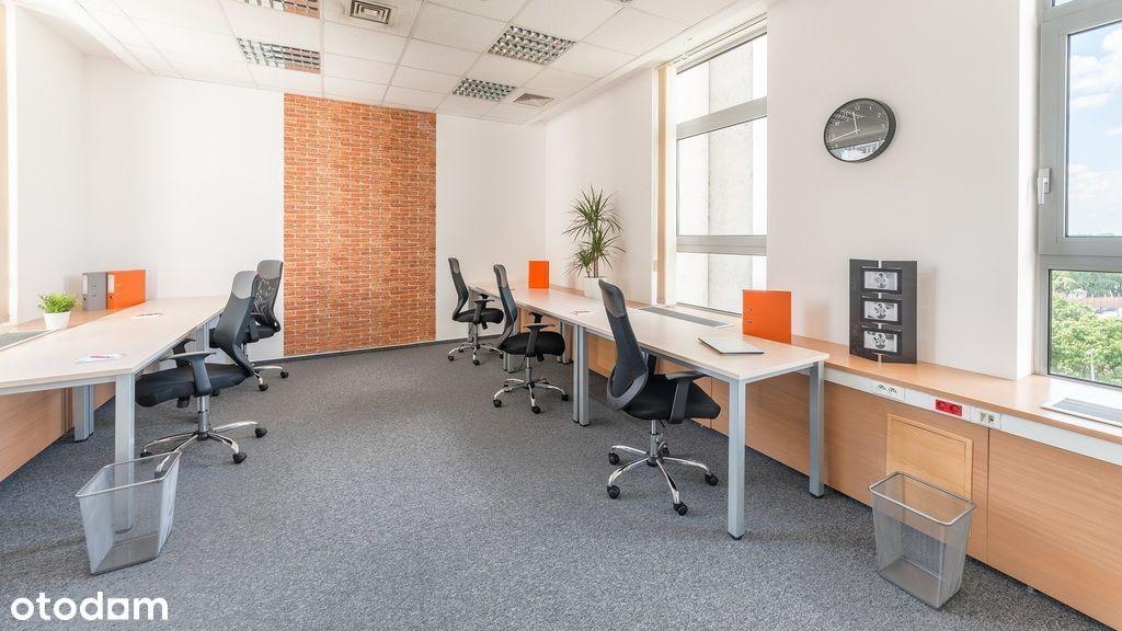 Umeblowane biuro w dobrej lokalizacji dla 6 osób