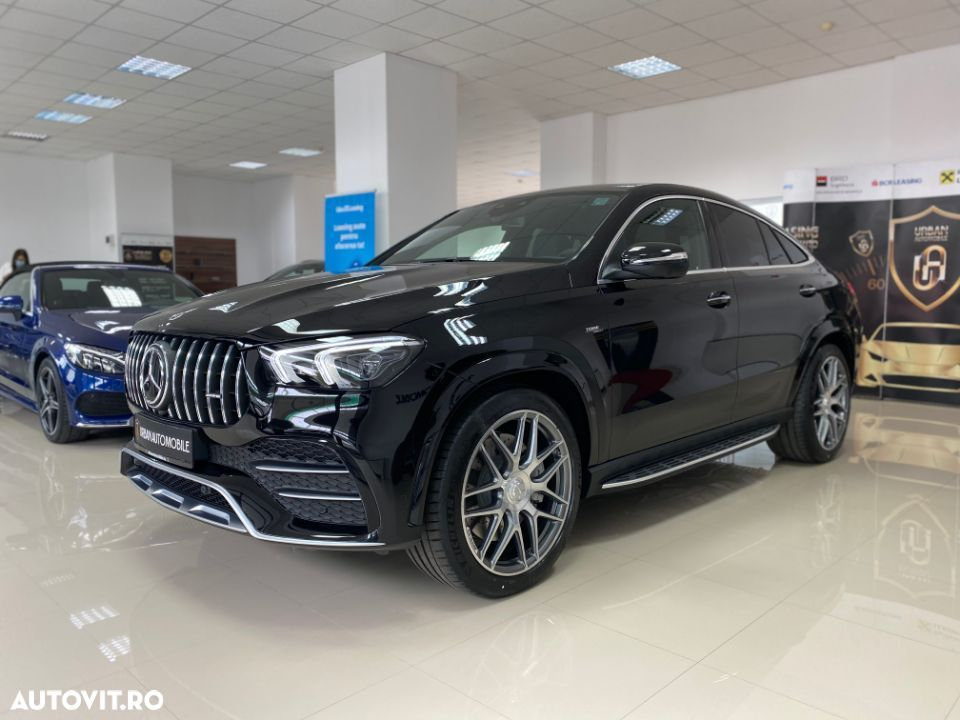 Mercedes-Benz GLE Coupe AMG - 18