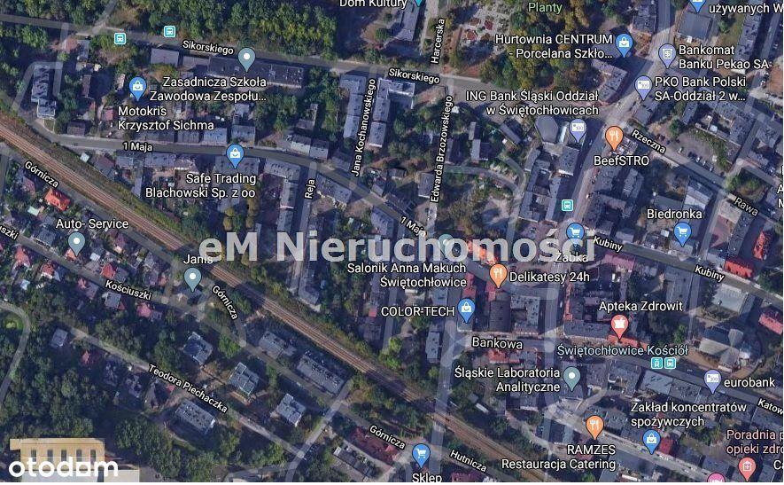 Lokal użytkowy, 600 m², Świętochłowice