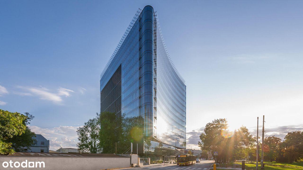 Carbon Tower   Quickwork w biurze serwisowanym