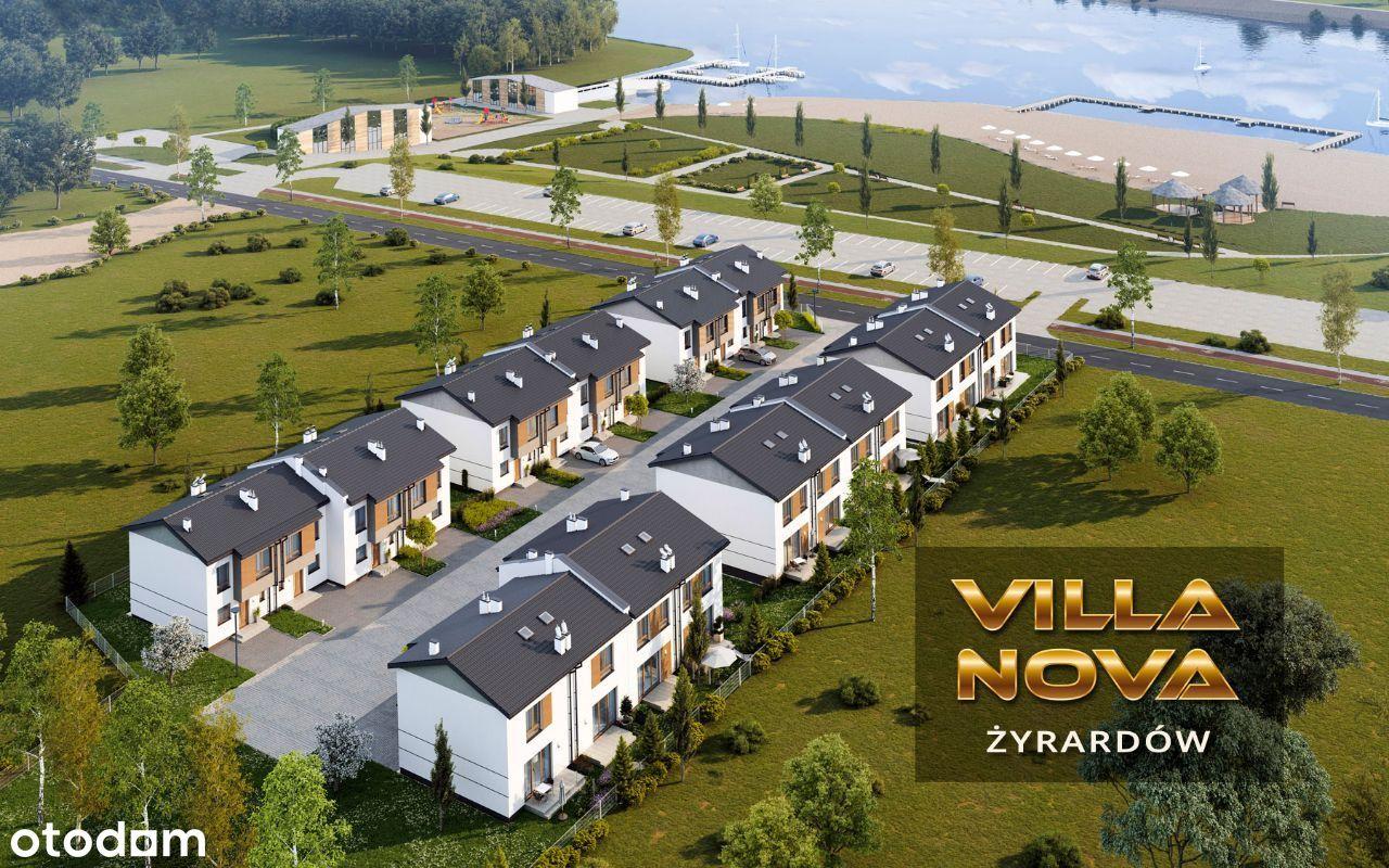 """Osiedle """"Villa Nova"""" w Żyrardowie (35 min od Wawy)"""