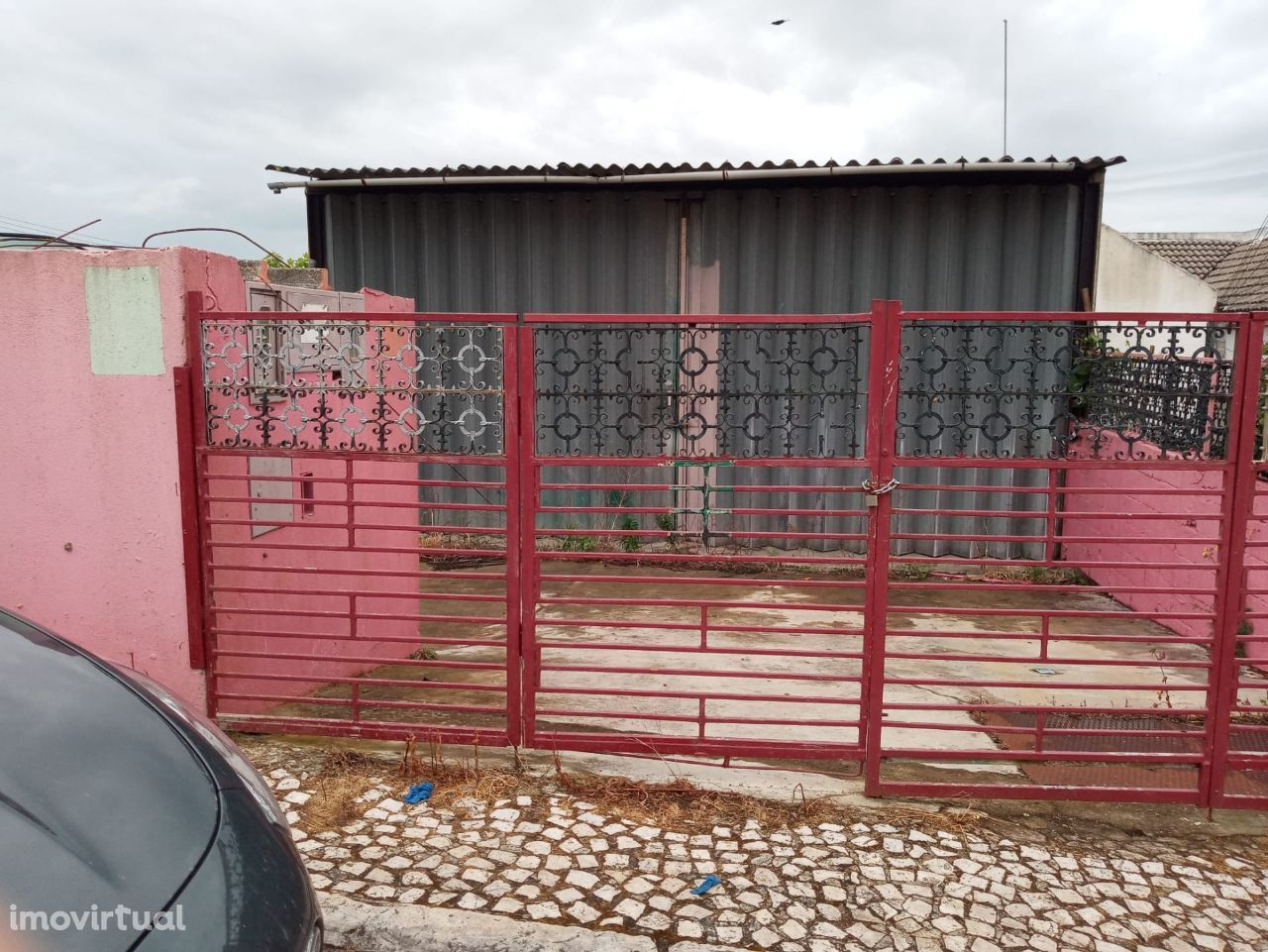 Terreno para Construção de Moradia no Casal Novo - Caneças