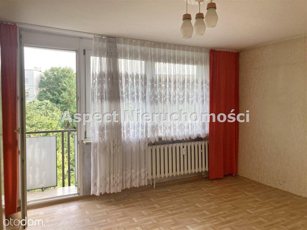 Mieszkanie z dużym balkonem w otoczeniu zieleni!