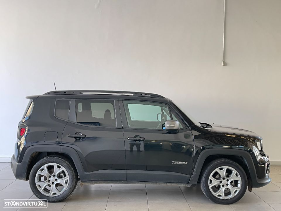 Jeep Renegade 1.6 MJD Limited DCT - 4
