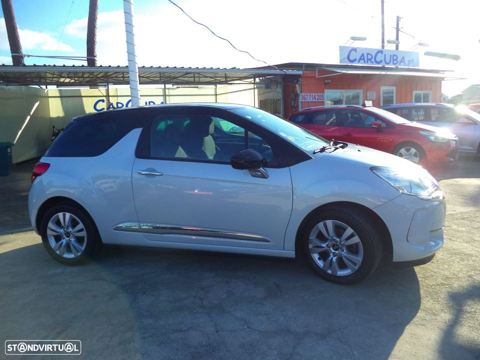 DS DS3 BE CHIC 1.6 HDI 100CV - 4