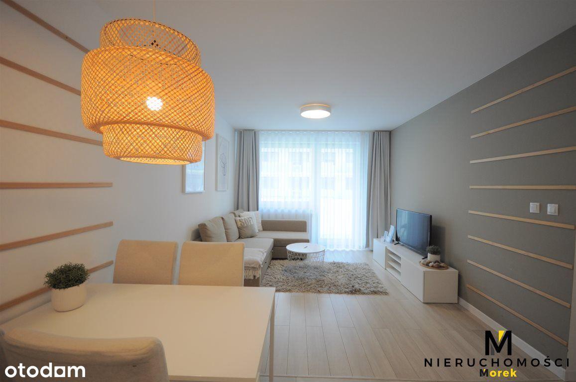 Apartament z balkonem w Kołobrzegu