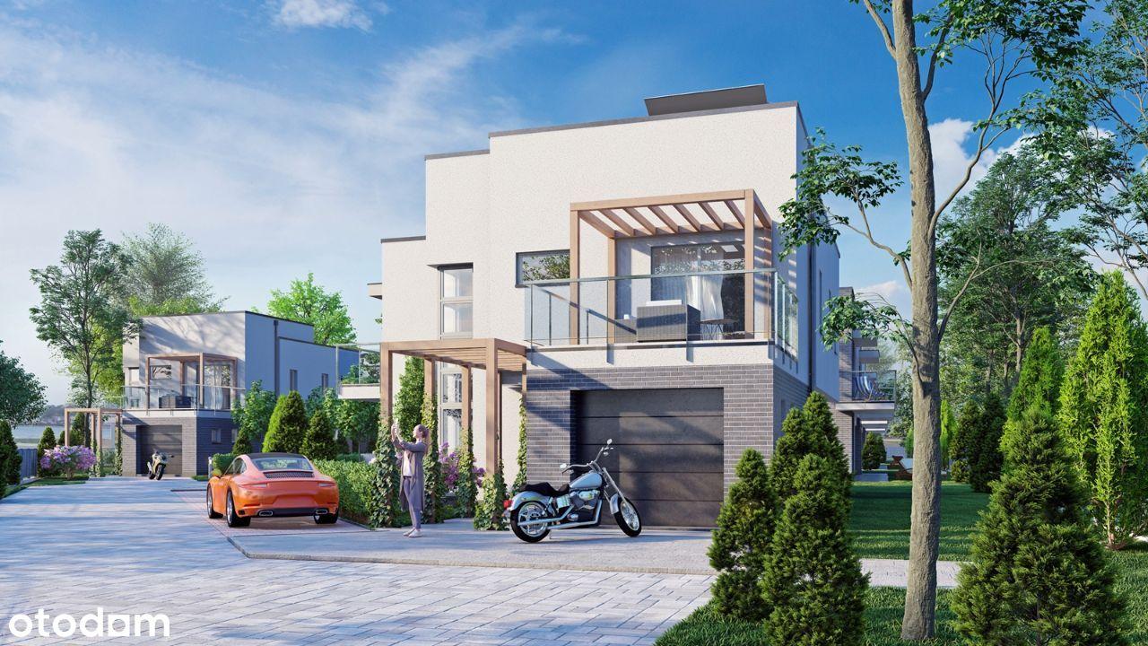 Dom wolnostojący o pow. 207 m2 - WILLE CYKLAMENÓW