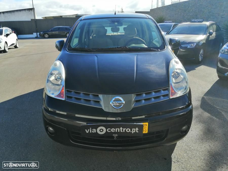 Nissan Note 1.5 DCi Acenta - 2
