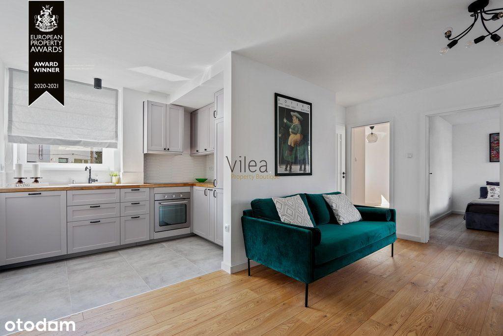 Nowe 4-pok. mieszkanie przy Metrze Trocka