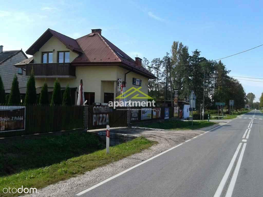 Lokal użytkowy, 200 m², Wełnin