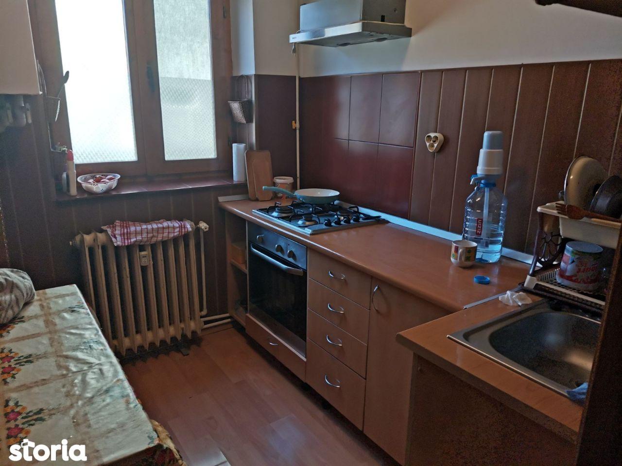 Apartament 2 camere parter zona Kogalniceanu
