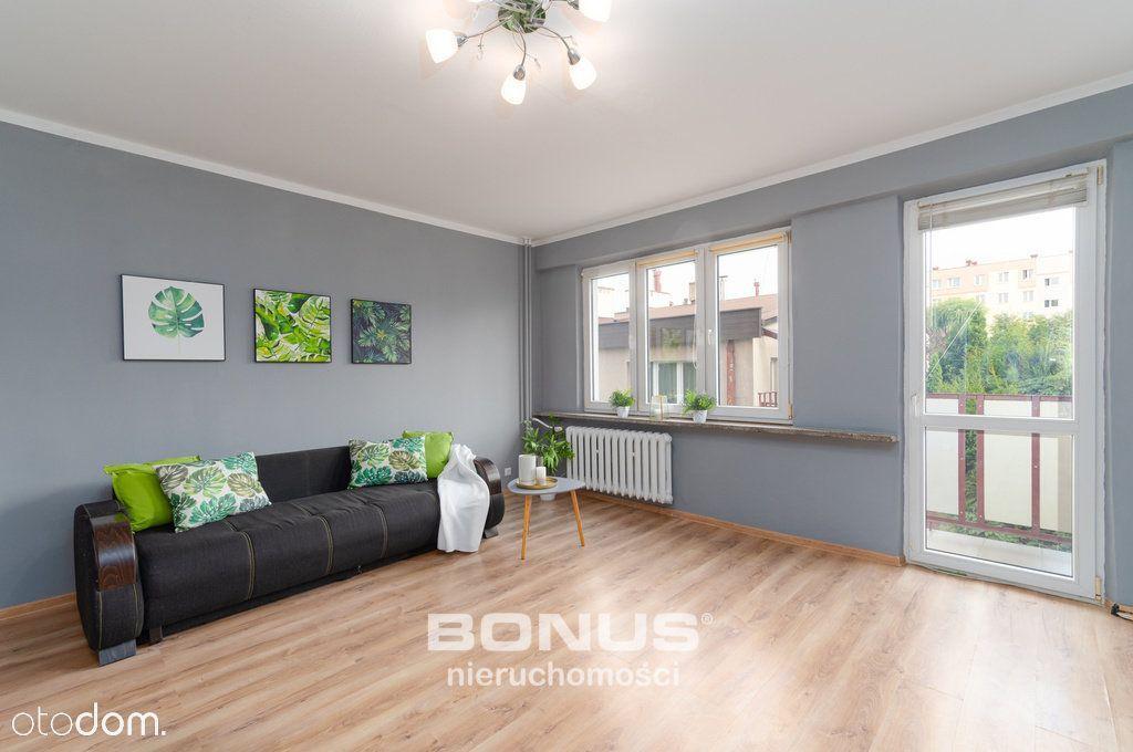 Komfortowe 2 pokoje z balkonem, ul. Miłocińska