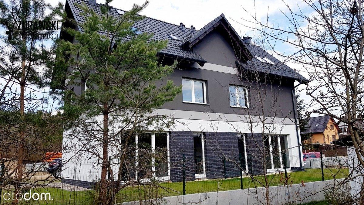 Otomin, dom w pobliżu lasu, stan deweloperski
