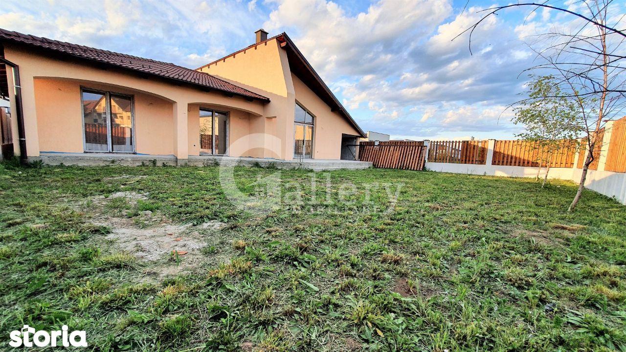 Proiect deosebit - Casa individuala 147 mp + Teren 525 mp