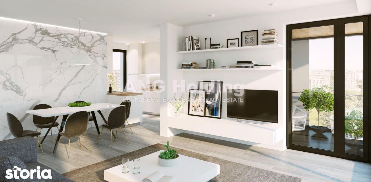 Apartament 3 camere Complex Exclusivist Herastrau Comision 0%