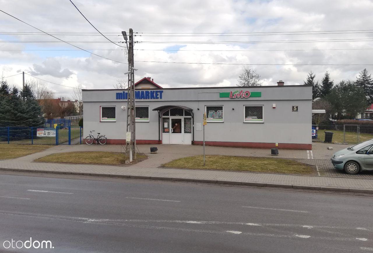 Sklep Lokal Usługowy Miłoradz 2010r budowy