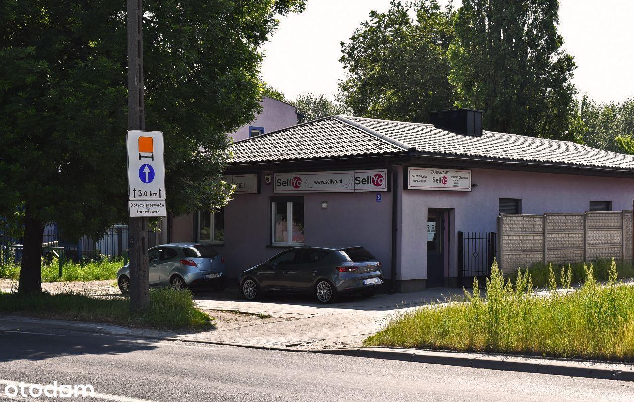 Lokal usługowo-magazynowy Lublin ul. Turystyczna