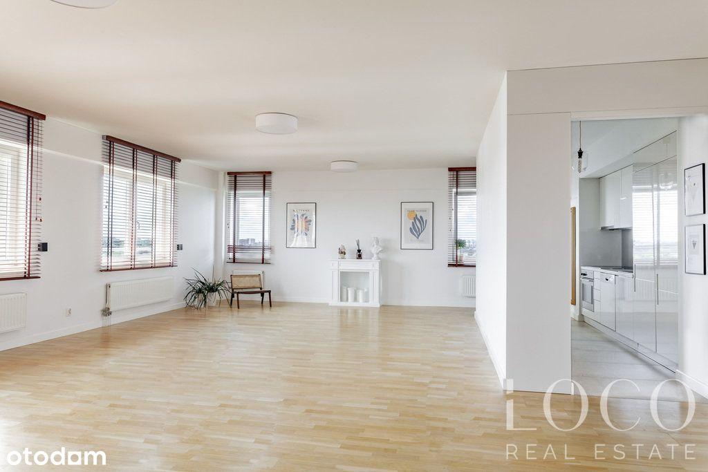Luksusowy i przestronny apartament na Wilanowie !