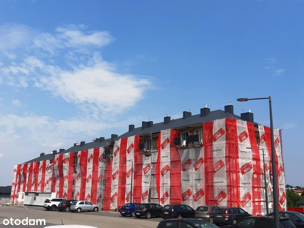 Ostatnie wolne mieszkania w inwestycji Łańcut