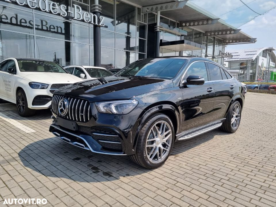 Mercedes-Benz GLE Coupe AMG - 37
