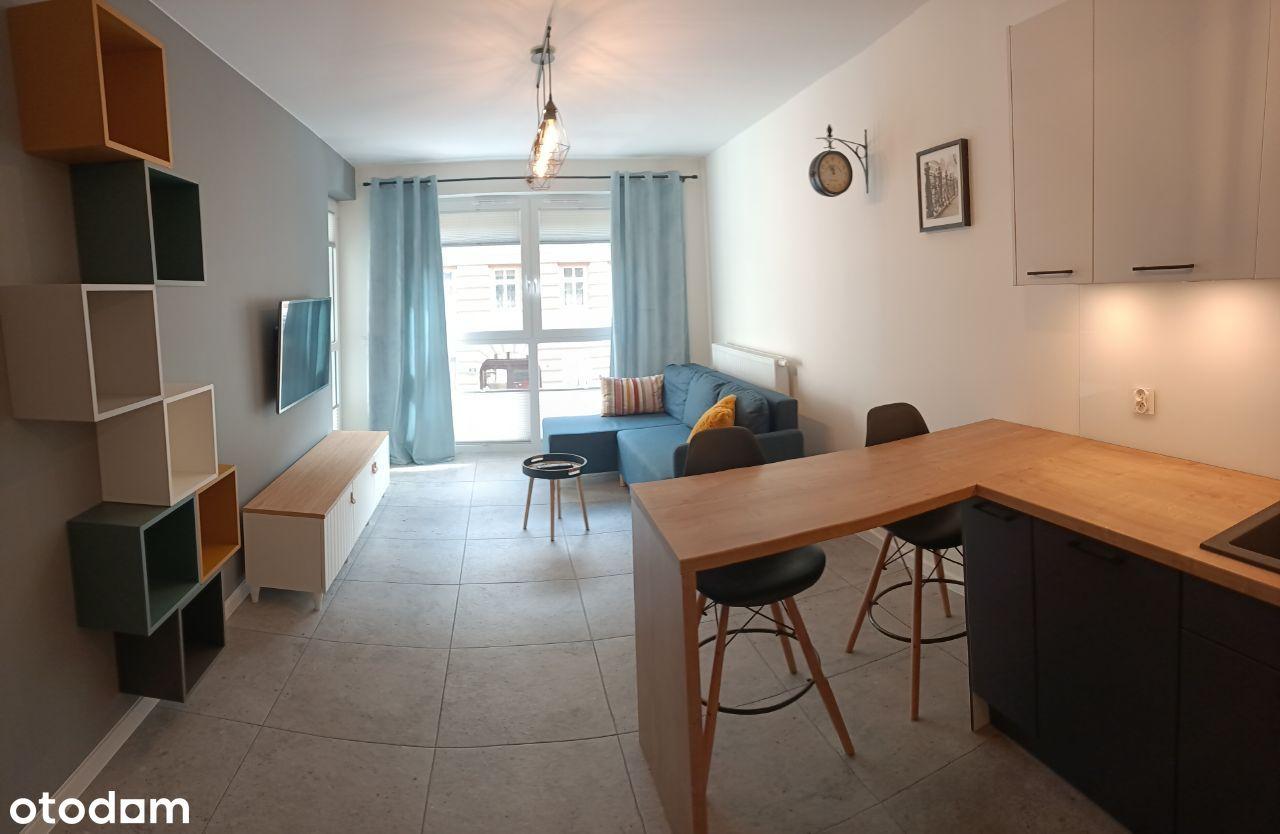 Wysoki standard w centrum miasta, nowy apartament