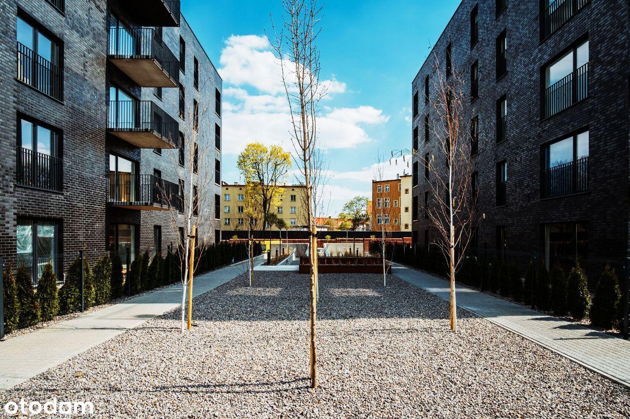 Mieszkanie z LOGGIĄ +Ogrzewanie Podłogowe / GLIVIA