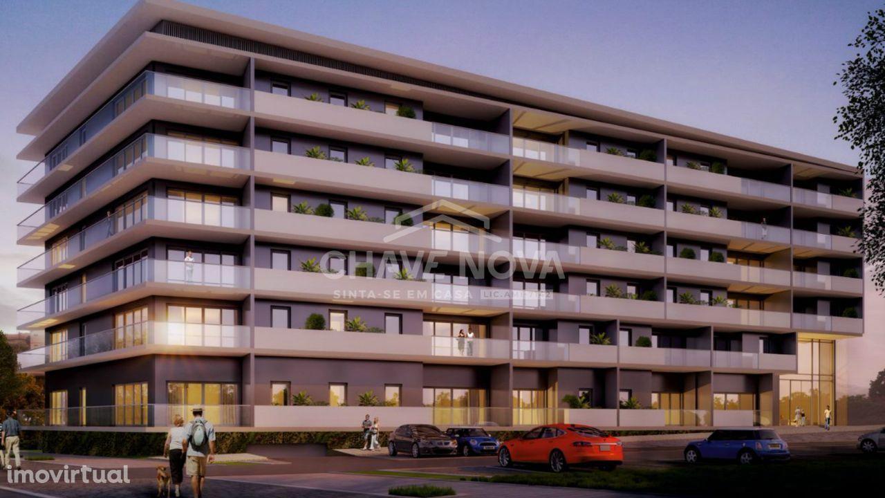 Apartamento T3 novo junto ao Parque da Lavandeira - PARK VIEW
