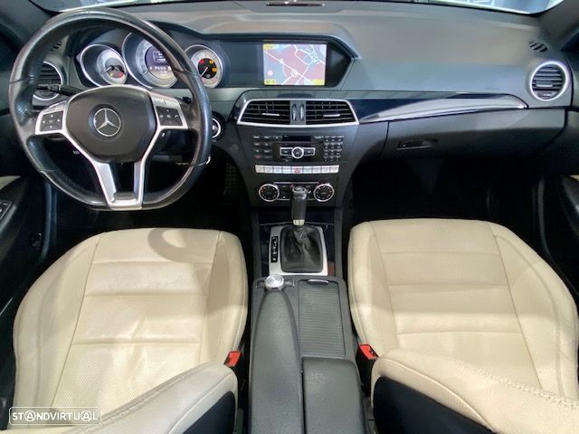 Mercedes-Benz C 250 CDi BE Aut. - 25