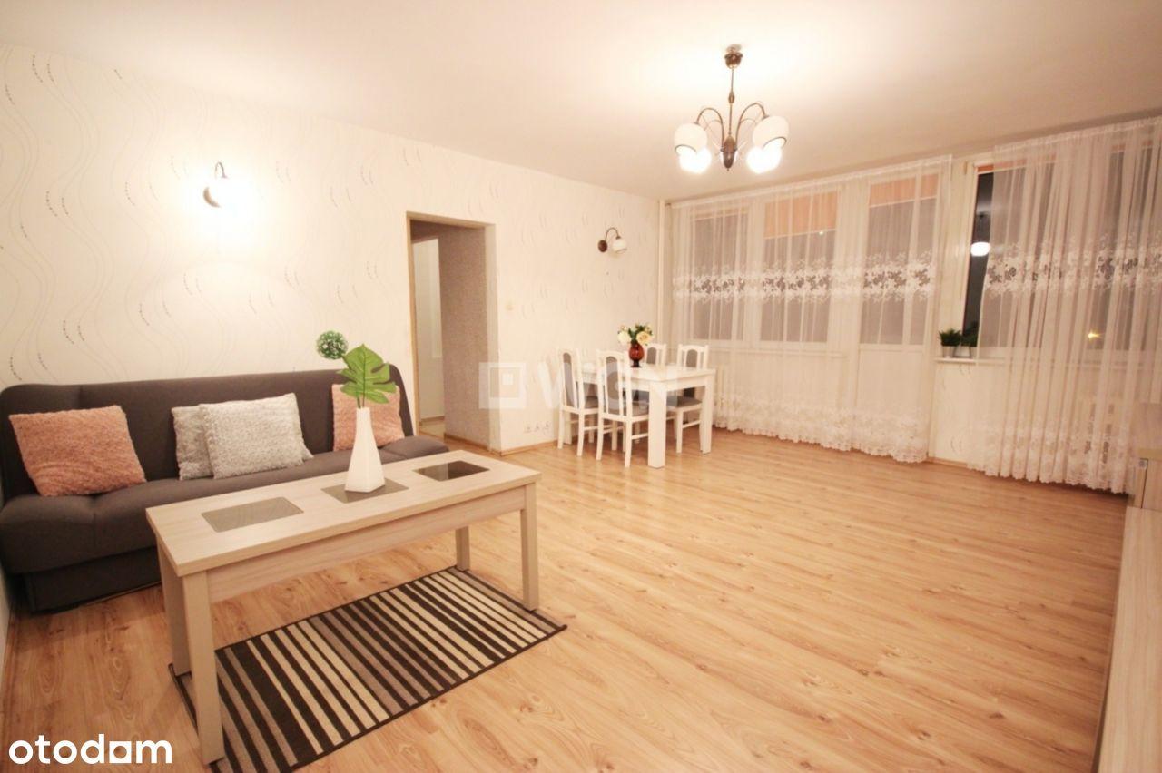 Mieszkanie, 48 m², Szczecin