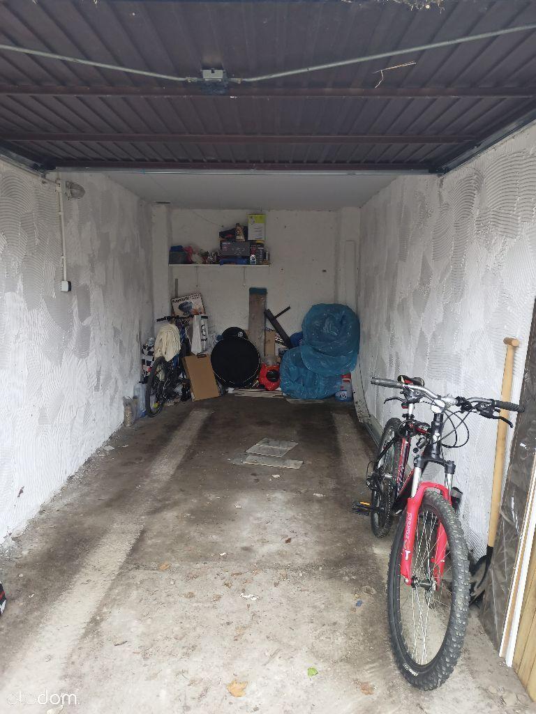 Garaż Szwederowo ul. Orla